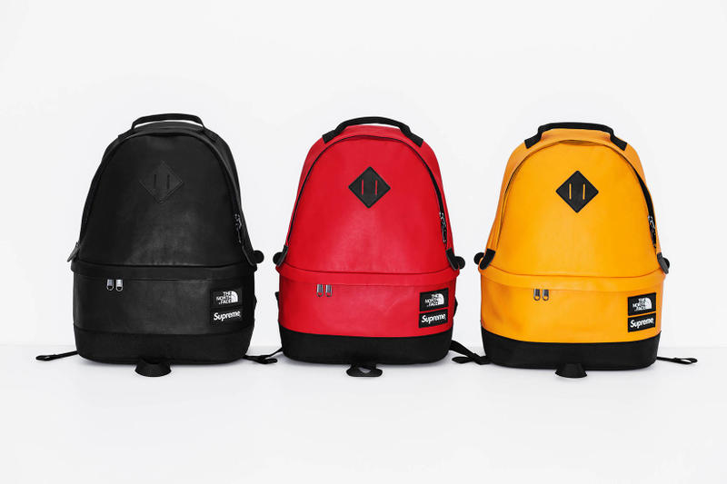 Supreme x The North Face 2017 Fall Group Backpack