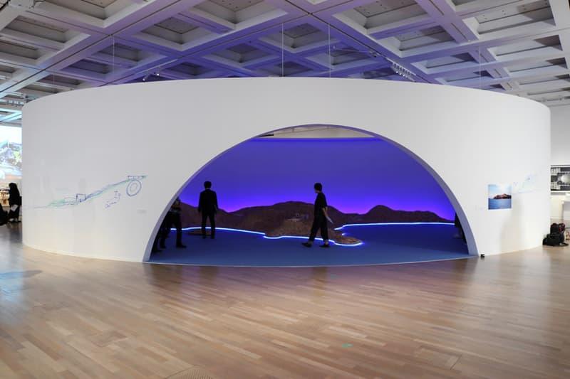 Tadao Ando 'Endeavors' Exhibition National Art Museum Tokyo Japan