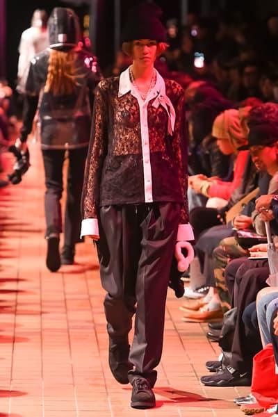 TAKAHIROMIYASHITATheSoloist  Spring Summer 2018 Collection Amazon Tokyo Fashion Week