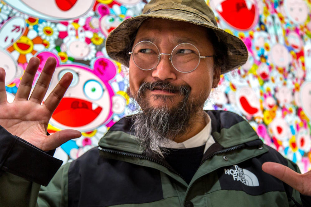 Takashi Murakami Doraemon Tokyo Japan Mori Arts Center Exhibit Art Artwork
