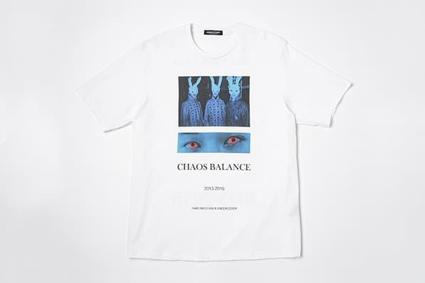 Taro Mizutani Jun Takahashi UNDERCOVER Photo Book Chaos Balance
