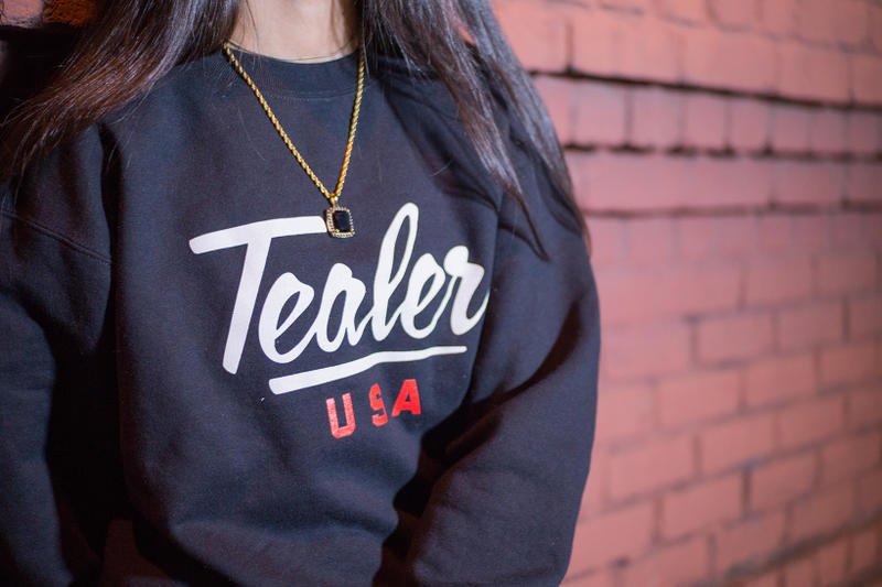 TEALER Parisian Streetwear French US America Launch 2017 October