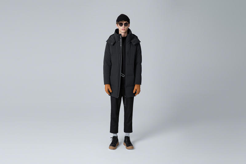 THE ARRIVALS Winter 2017 Collection Lookbook Puffer Jackets