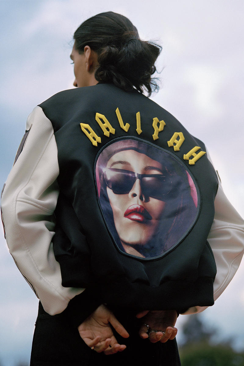 The Fan of Aaliyah Collection Lookbook Release Date Info October 4 Drops