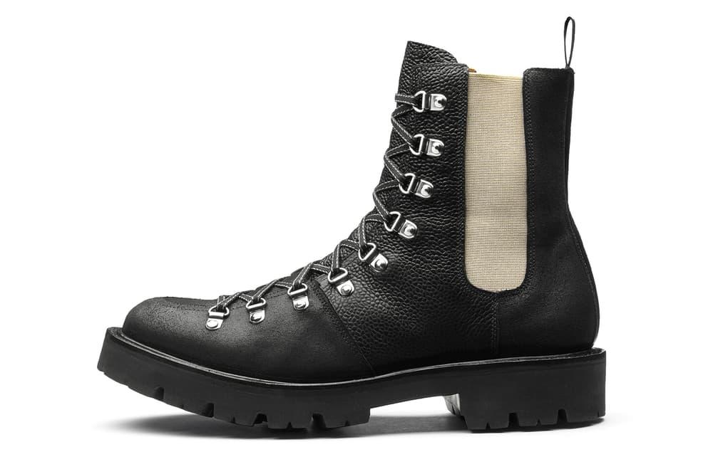 The Fourness NEIGHBORHOOD Grenson Fall Winter 2017 Shoes Footwear October 5 Thursday Release Date Info