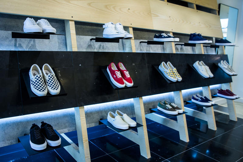 First Look The General by Vans Williamsburg Brooklyn New York Spaces Retail Store