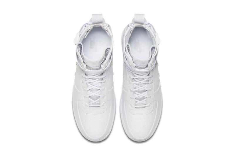 timeless design e1bc6 d6f5a Nike SF-AF1 Mid