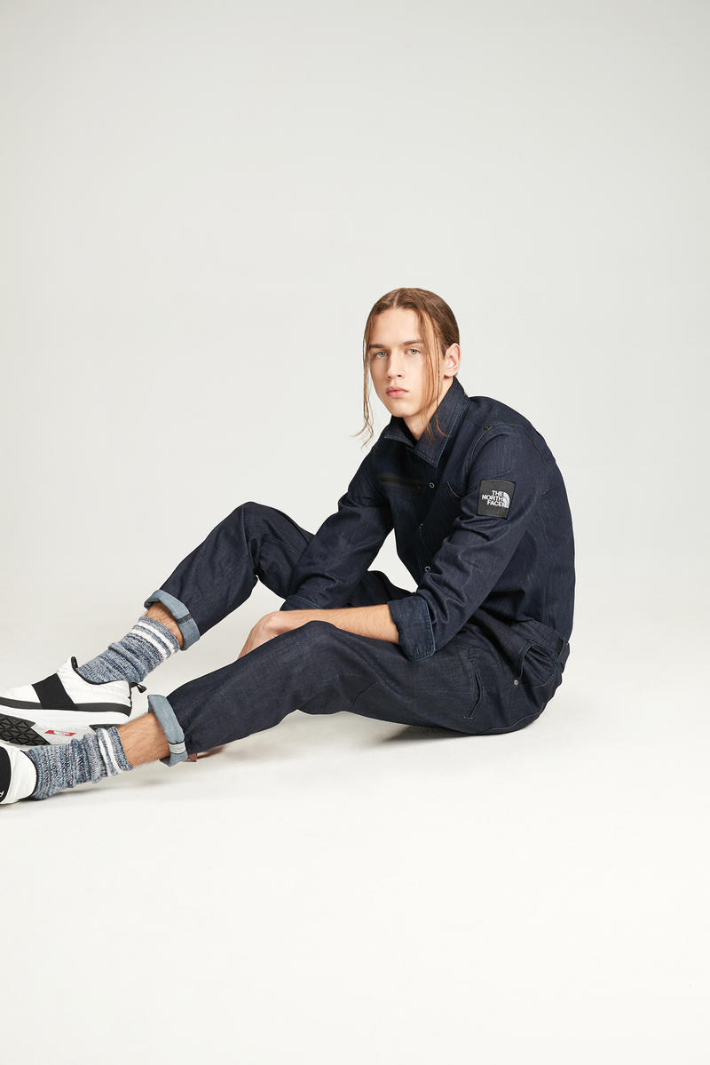 The North Face Urban Exploration Tech Denim Collection November 2017 Release Date