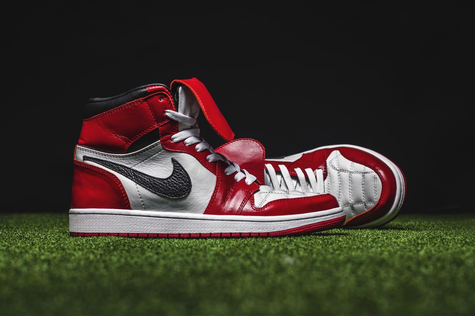 Air Jordan 1 x Nike Tiempo