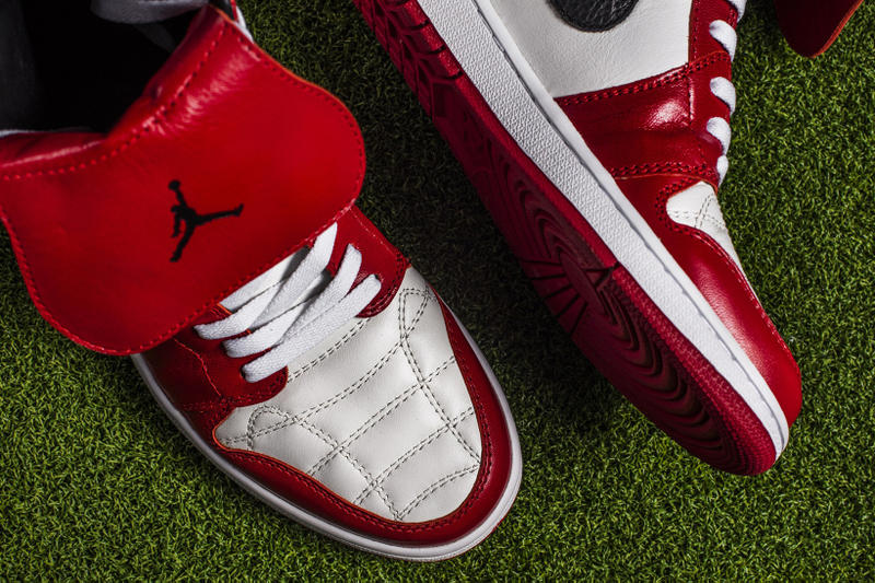 The Shoe Surgeon Air Jordan 1 Nike Tiempo Soccer Hybrid