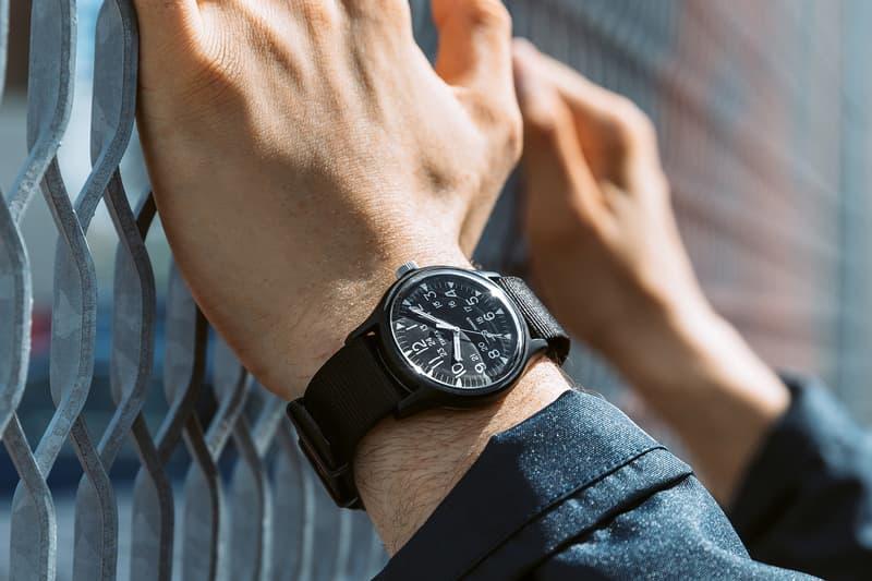 Timex MK1 Aluminium