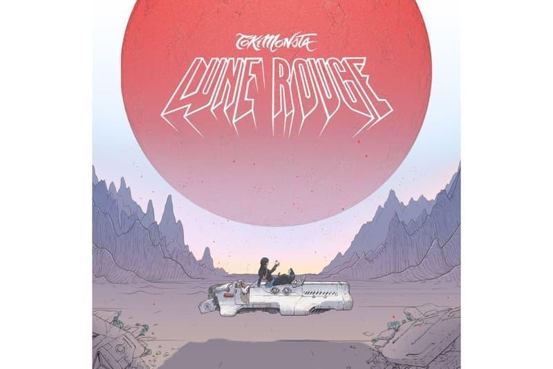 TOKiMONSTA Lune Rouge Album Stream 2017 October 6 Release