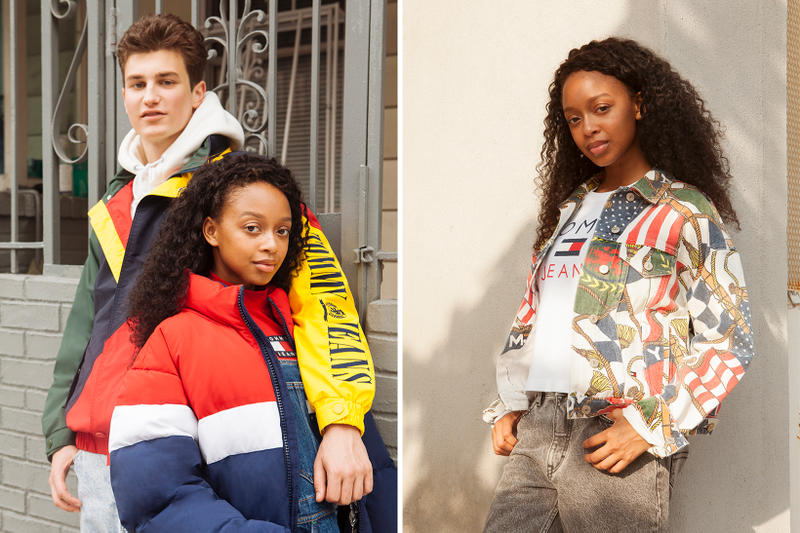 Tommy Hilfiger New York Lookbook