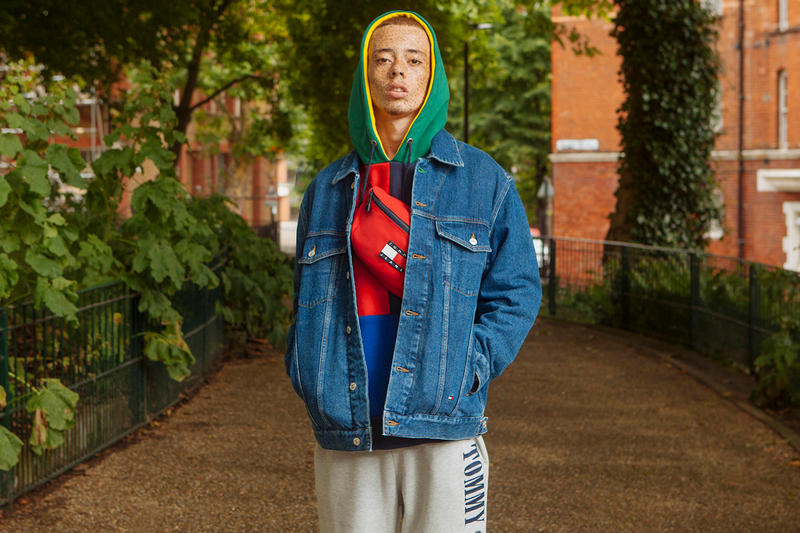 d1719903 Tommy Hilfiger Drops Vibrant, Youthful Capsule Collection. 90s influences  meet contemporary streetwear.