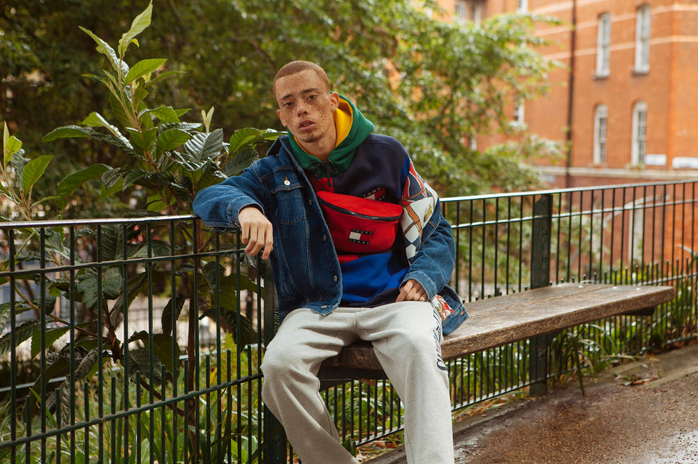 Tommy Hilfiger Fall 2017 Capsule Collection Lookbook