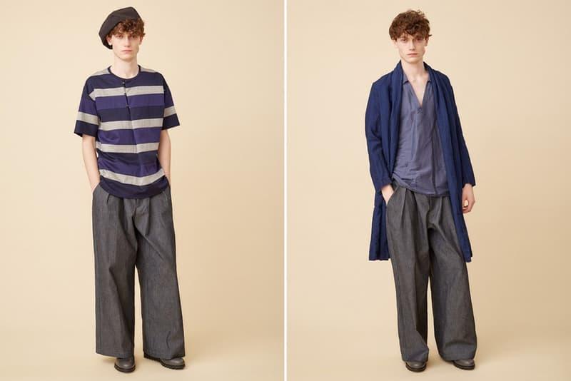 Trove 2018 Spring Summer Lookbook Editorial Japan Traditional Wear Menswear