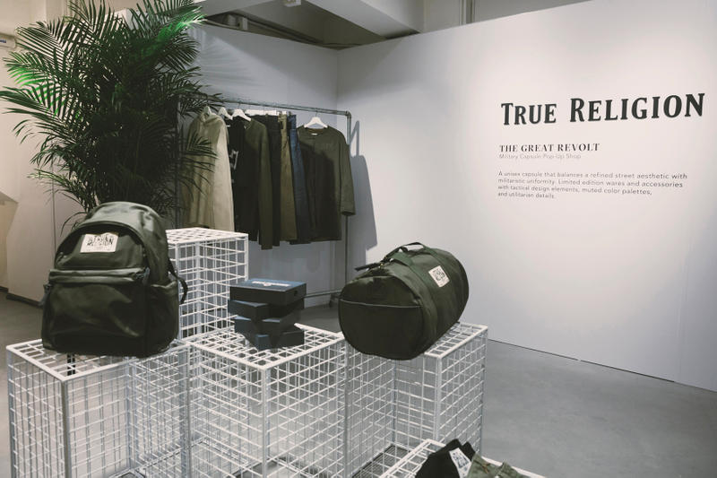 True Religion The Great Revolt Recap in Hong Kong, London, NYC