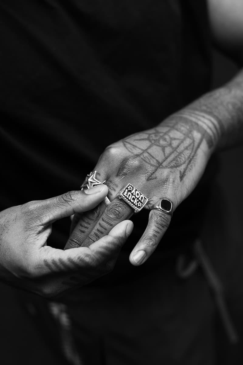 TTTISM Samuel Ross Tattoos A-COLD-WALL*