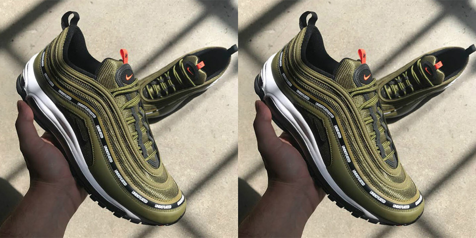 88f329db43 UNDEFEATED & Nike Unveil New Air Max 97 Shoe | HYPEBEAST