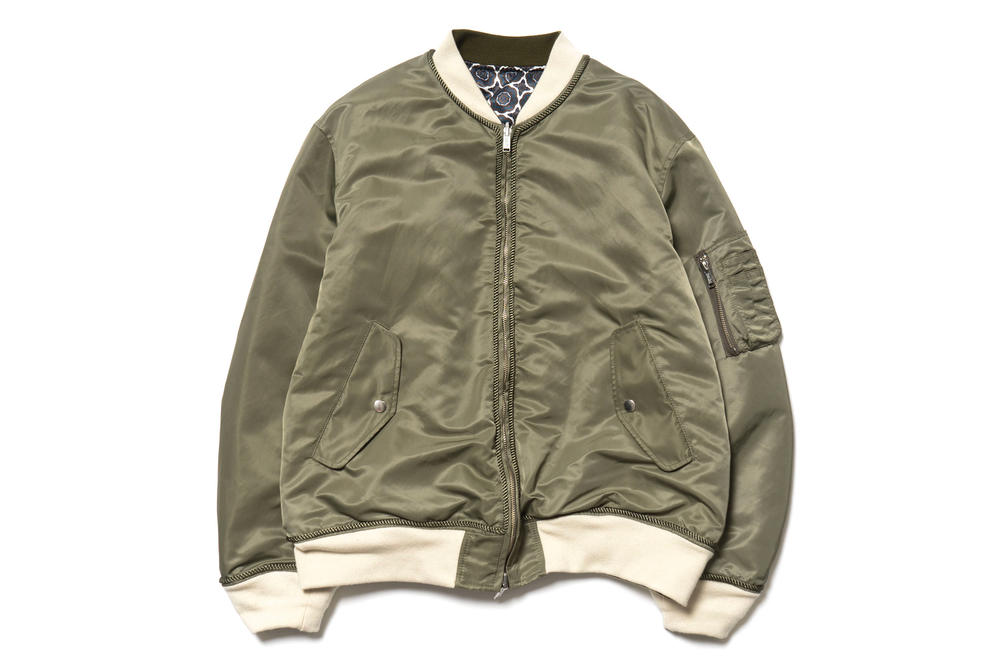 UNDERCOVER Fall Winter 2017 JohnUNDERCOVER Jun Takahashi Jackets Coats Vests