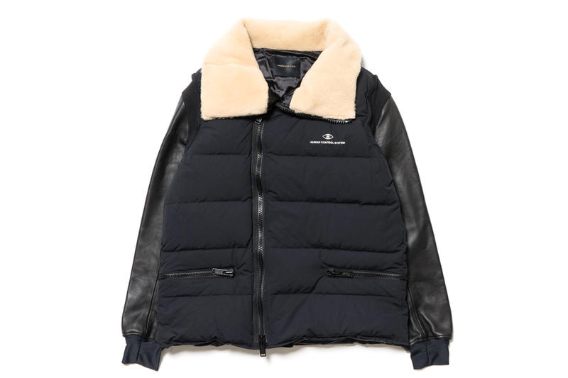 UNDERCOVER Fall Winter 2017 JohnUNDERCOVER Jun Takahashi Jackets Coats Vests
