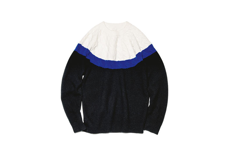 uniform experiment Fall Winter 2017 New Releases Jackets Sweaters Hat