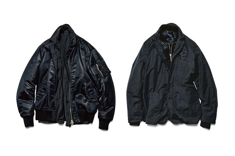 uniform experiment Reversible MA 1 Fall Winter 2017 October 7 Release Date Info
