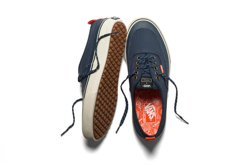 Finisterre Vans UltraRange Hi Chukka Authentic Footwear Shoes Sneakers