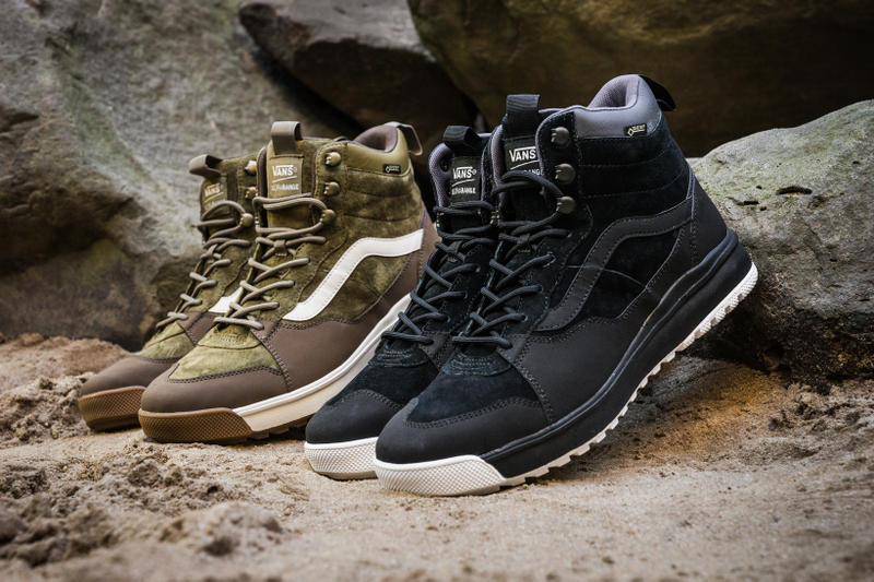746e098aa7a757 Complete with GORE-TEX® technology. Vans UltraRange Hi MTE ...