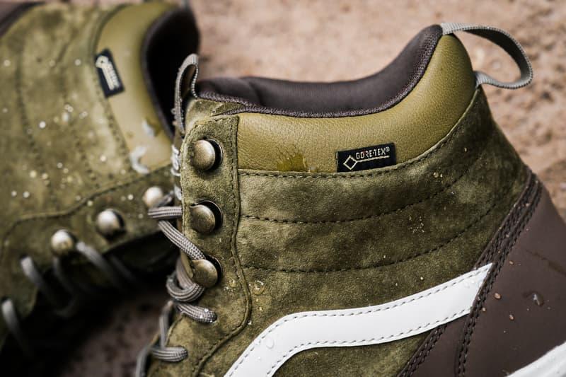 8db6b5433b Vans UltraRange Hi MTE Footwear Sneakers Shoes Boots