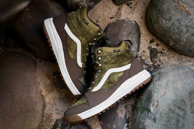 Vans UltraRange Hi MTE Footwear Sneakers Shoes Boots