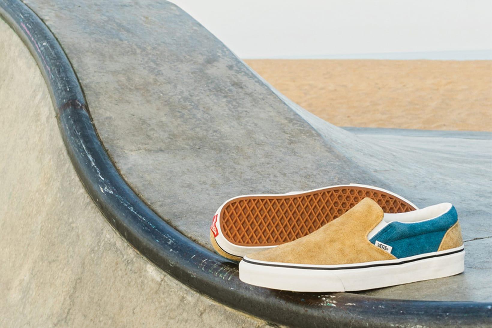 Vans Old Skool \u0026 Classic Slip-Ons in