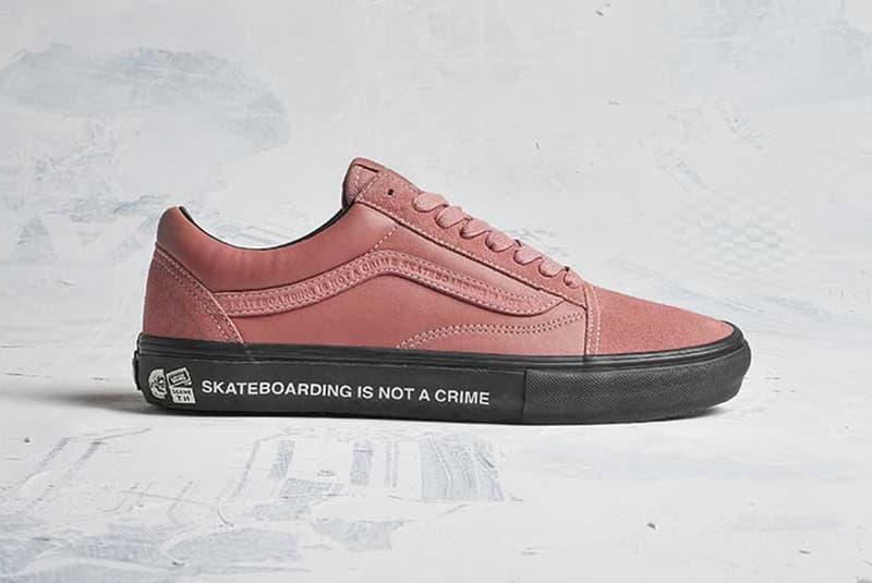 Vans Pro Skate ArcAd Classics Santa Cruz Taka Hayashi Old Skool Chukka 2017 October 28 Release Date Info Sneakers Shoes Footwear