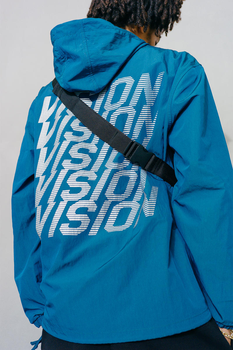 Vision Street Wear Topman Capsule Collection 2017 October Release Date Info