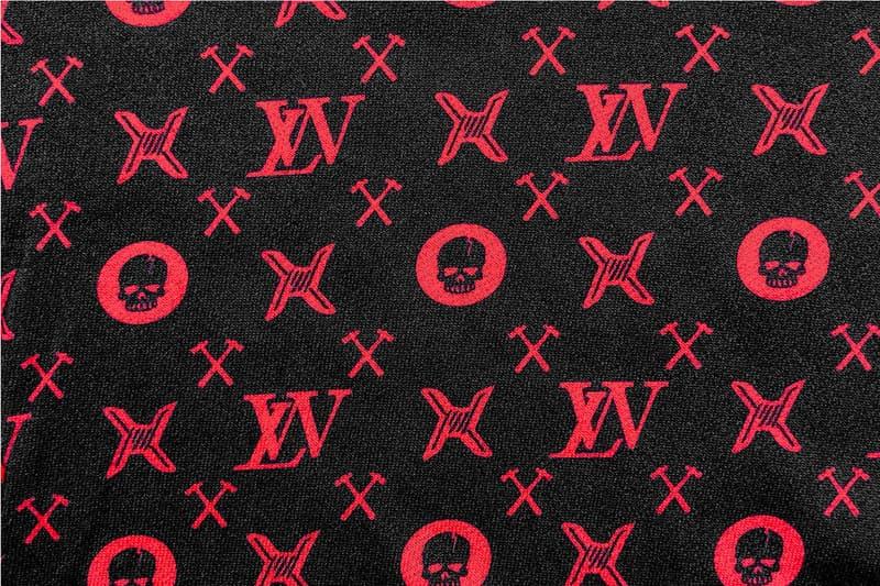 Warren Lotas Hammer Monogram Hoodie BILL by Warren Lotas Custom