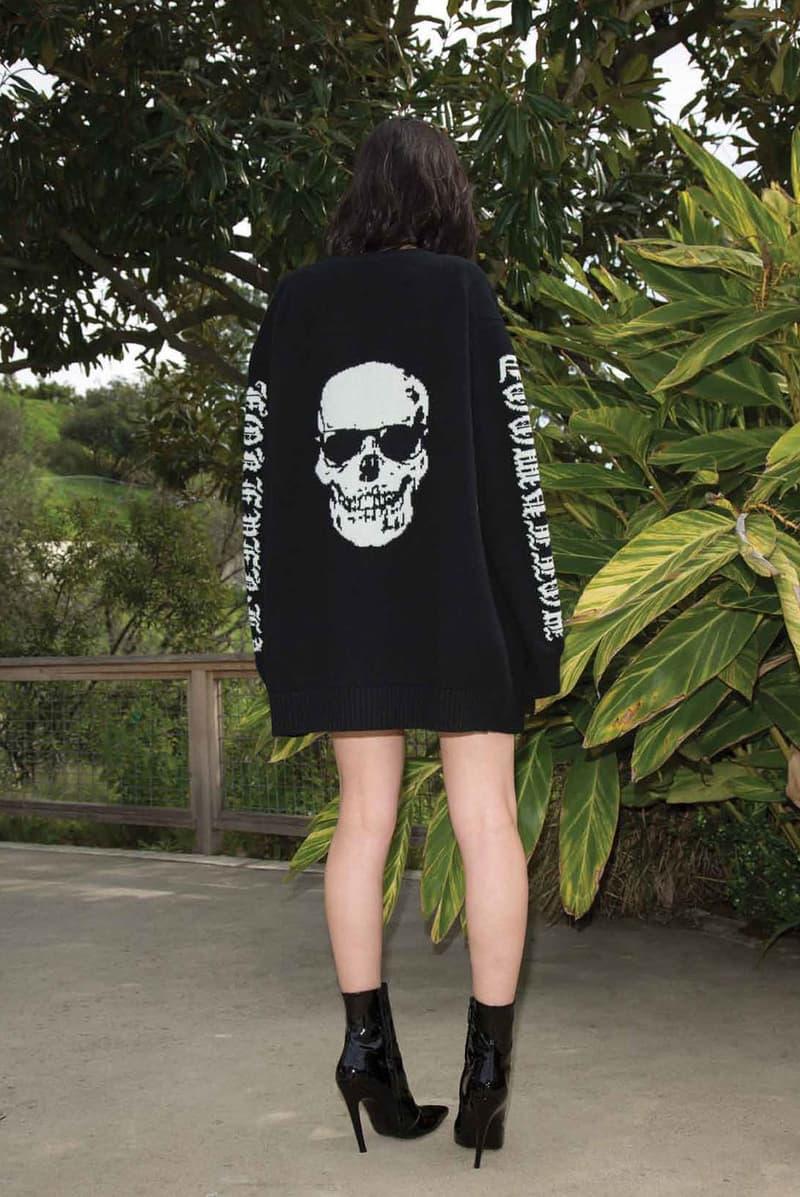 Warren Lotas ADAPTATION FAME KILLS Fall Winter 2017 Collection Lookbook