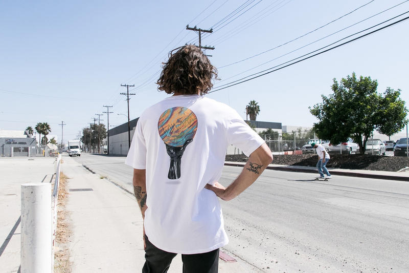 WAYWARD Wheels Girl Skateboard Andrew Brophy Capsule Demi Moore Medman Global Creation Skateboarding Skate Apparel