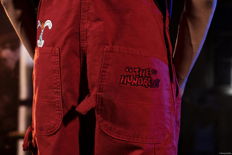 Who Framed Roger Rabbit The Hundreds Collaboration Capsule Collection 2017 October 5 Release