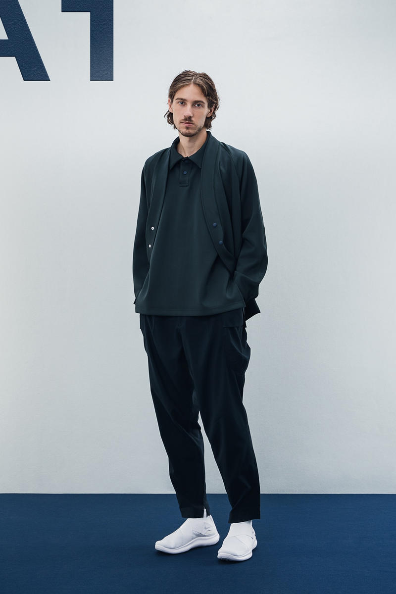 wisdom 2018 Spring Summer BECAUSE THE UNIVERSE IS OUT THERE Collection Lookbook
