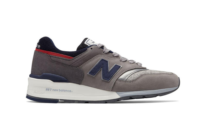 New Balance Woolrich Made in USA 997 Collaboration Sneaker 574