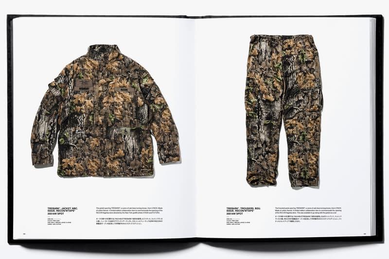 WTAPS 01 mo'design Tetsu Nishiyama Books Japan