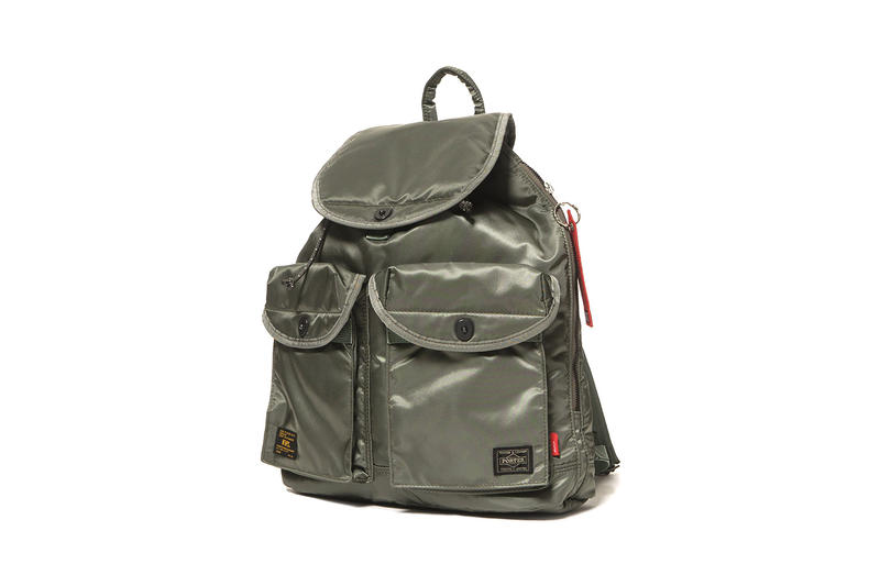 WTAPS PORTER Rucksack Backpack Helmut Bag Fall Winter 2017