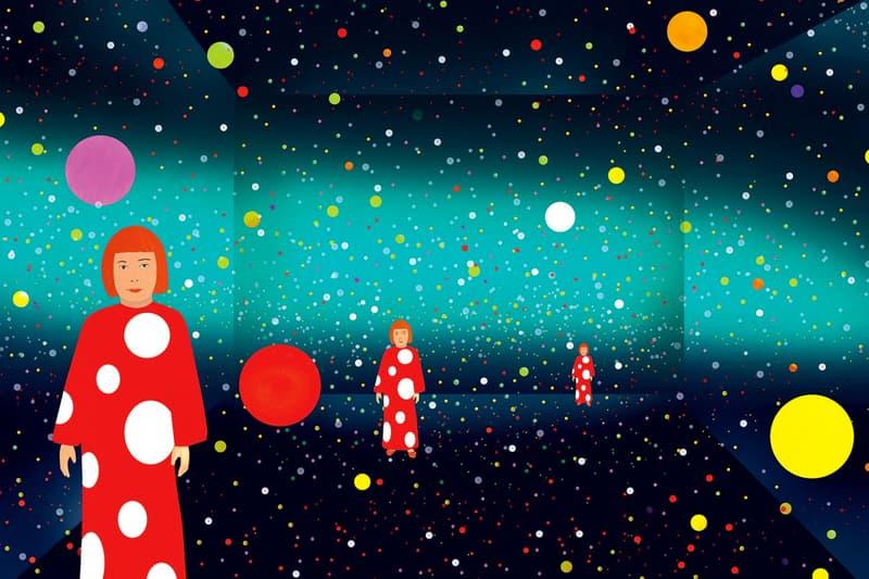 Yayoi Kusama: From Here to Infinity Storybook