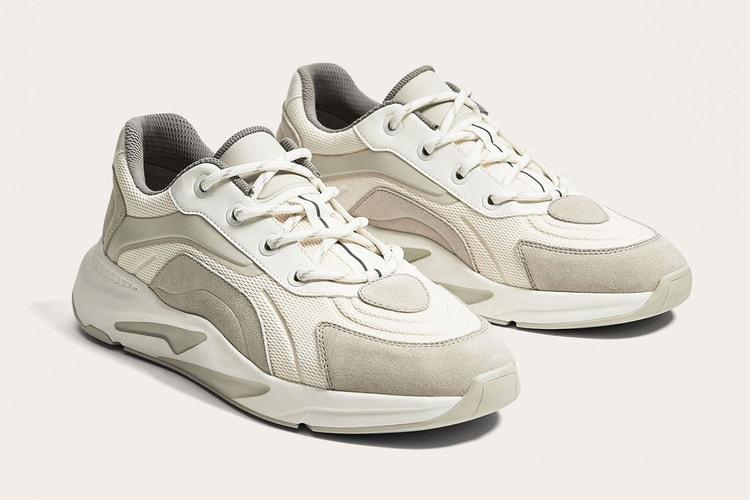 015179b7167fb Zara Made a Sneaker That Looks Like the YEEZY Boost Wave Runner 700