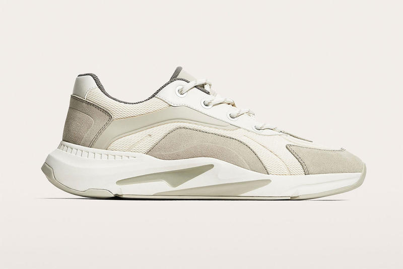 Zara Copies YEEZY BOOST 700 Wave Runner Sneaker Ripoff Kanye West Season