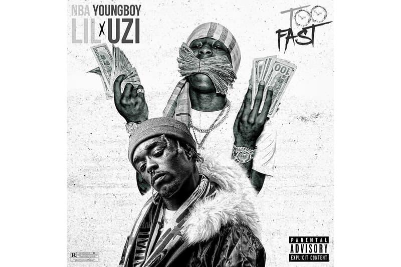 Youngboy Never Broke Again Lil Uzi Vert Too Fast Mixtape Teaser Collaboration