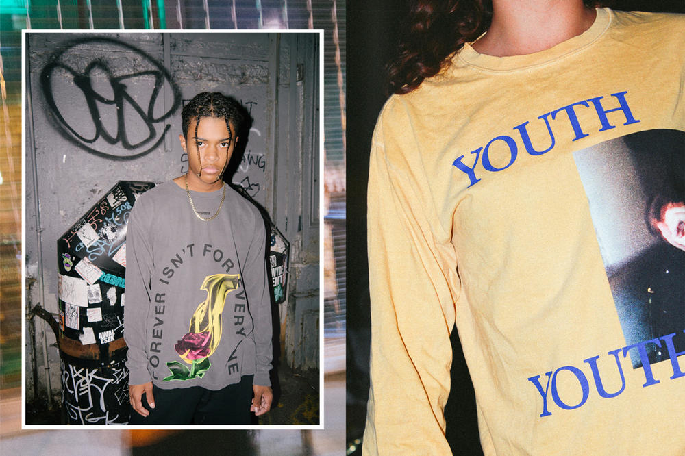 YouthYouth Fall Winter 2017 Dont Stop The Youth Lookbook Los Angeles Rokit Japan