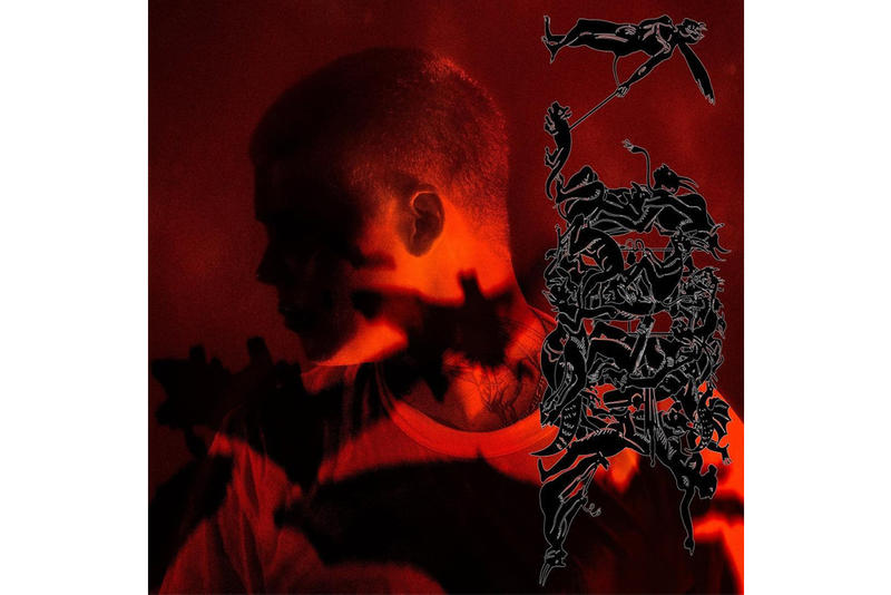 Yung Lean Skimask Single Stranger