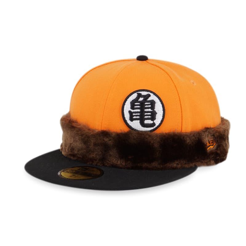 New Era Dragon Ball Z Goku Frieza Freeza Saiyans Hats 59FIFTY 9FIFTY 9TWENTY GOLFERS Fitteds Headwear Accessories DBZ