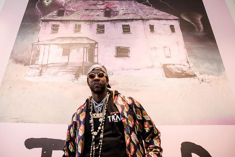 2 Chainz Trap Wonderland Atlanta Christmas 2017